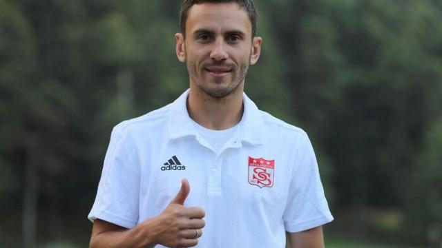 Sivasspor'da Serhiy Rybalka'nın sözleşmesi feshedildi