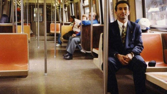 Bakan Çavuşoğlu'ndan nostaljik paylaşım: Öğrencilik yıllarımdan NY metrosu