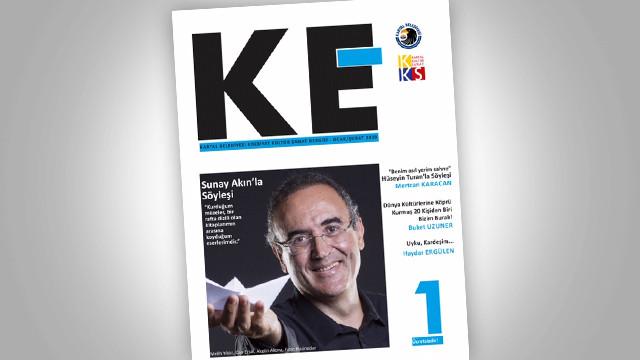 Kartal Belediyesi'nin KE Dergisi yayın hayatına başladı