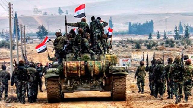 Esad ateşkesi bozdu ! Saldırı başlattılar