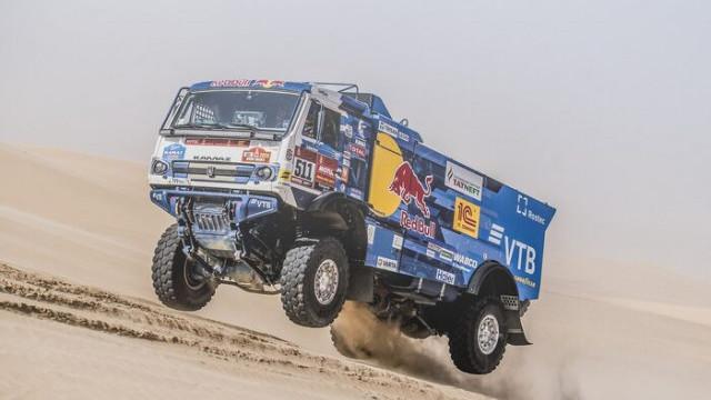 Dakar Rallisi'nde zafer 3'üncü kez Carlos Sainz'in oldu