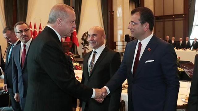 Metropoll'ün son anketinde İmamoğlu, Erdoğan'ı yakaladı!