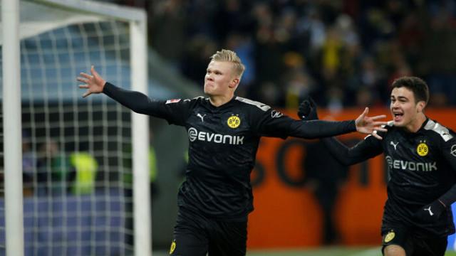 ÖZET | Augsburg 3-5 Borussia Dortmund maç sonucu