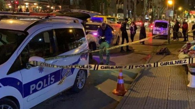 Eşi ve annesini sokak ortasında katletti !