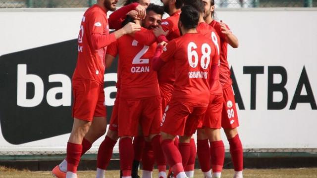 TFF 2. Lig: Sivas Belediyespor: 2 - Bodrum Belediyesi Bodrumspor: 0