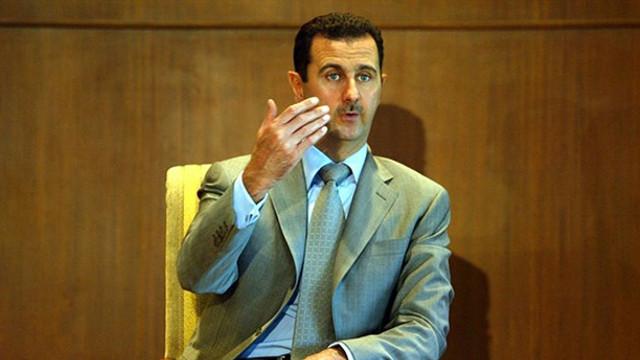 Esad, Suriye'de yabancı para birimini yasakladı