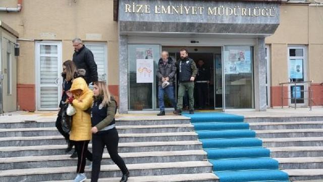 Rize'de dev fuhuş operasyonu: 42 kişi gözaltına alındı