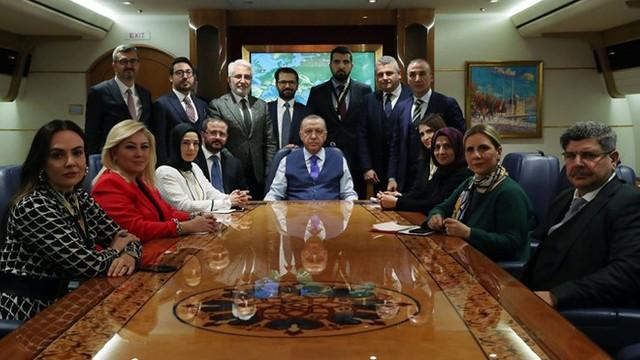 Erdoğan: Teröristle masaya oturmam
