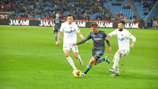 Trabzonspor'un yükselen yıldız adayı Serkan Asan