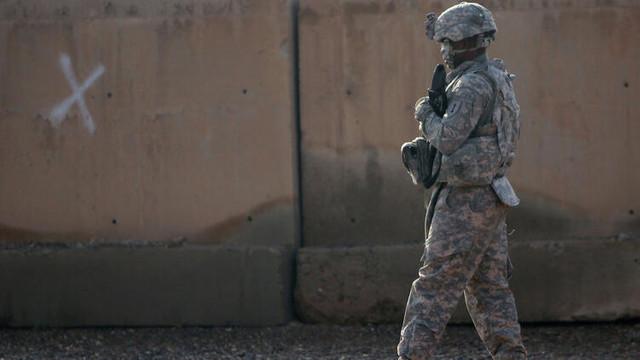 Irak'ta Yeşil Bölge'ye füze saldırısı