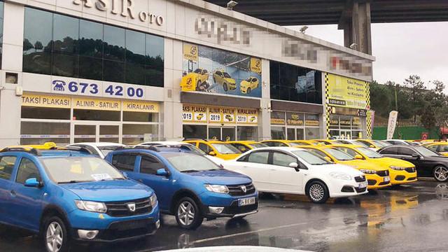 Taksi plakası fiyatları yarı yarıya düşecek mi ?