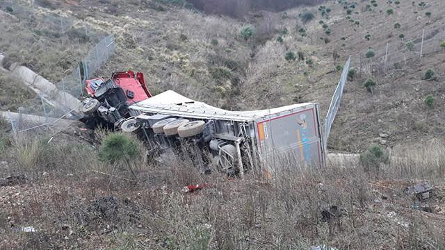 Kuzey Marmara Otoyolu'nda korkunç kaza