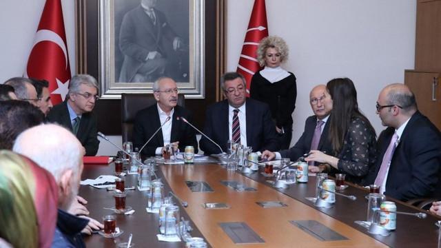 Kılıçdaroğlu'ndan çok sert müteahhit açıklaması