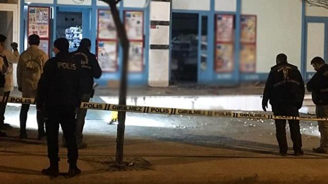 İstanbul'da EYP'li saldırı ! Polis alarma geçti...