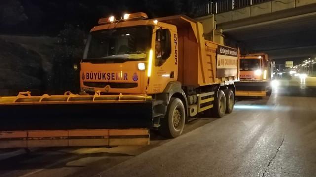 İstanbul kar yağışına hazır!