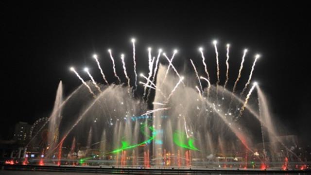 Gökçek, müzikli danslı fıskıyeye 5 milyon TL harcamış!