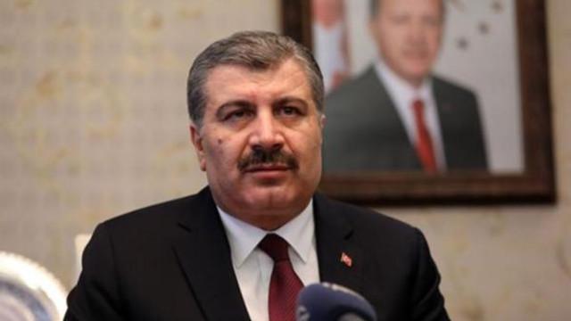 Sağlık Bakanı Koca'dan grip ve esrarengiz virüs açıklaması