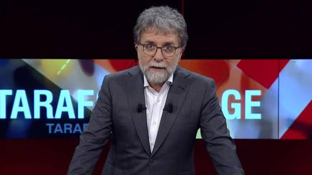 Canlı yayında gergin anlar ! Ahmet Hakan, CHP'li ismi yayından aldı