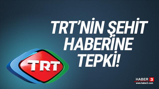 TRT'ye şehit haberi tepkisi: Meclis gündemine taşındı