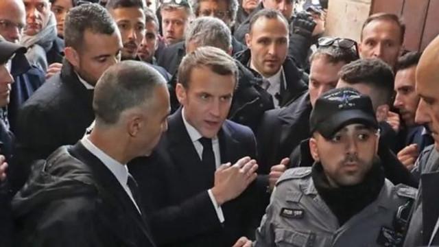 Tartışmanın ardından Macron özür diledi mi ?