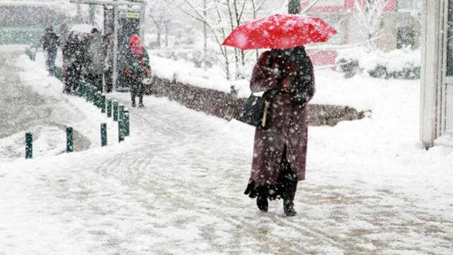 Meteoroloji'den çok sayıda ile kar, buzlanma don uyarısı !