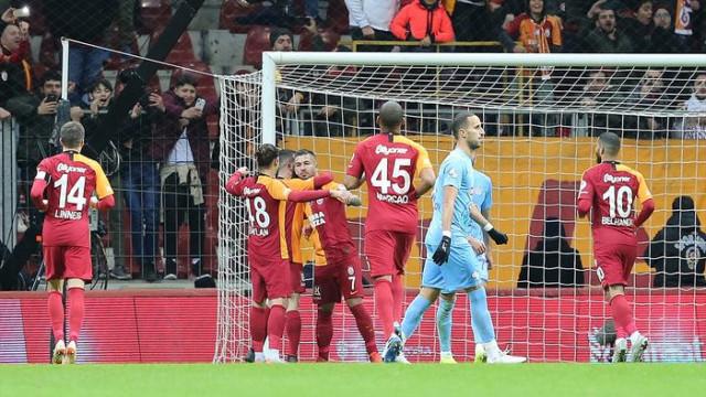 MAÇ SONUCU | Galatasaray-Çaykur Rizespor: 2-1 (Ziraat Türkiye Kupası)