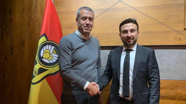 Yeni Malatyaspor'un yeni hocası Kemal Özdeş