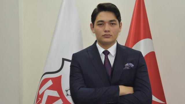 21 yaşındaki başkan Enes Ege Aygün: Hedefim 'en genç şampiyon başkan' olmak