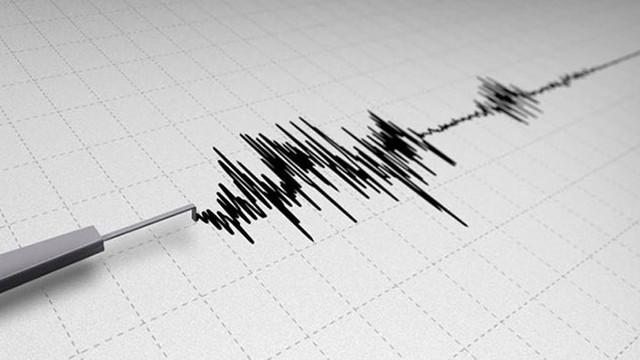 Manisa Akhisar'da 4 büyüklüğünde deprem