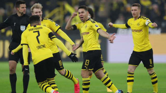 ÖZET | Borussia Dortmund 5-1 Köln (Bundesliga)