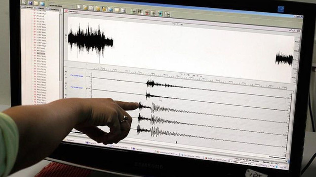Manisa'da bir deprem daha! Tüm Manisa'da hissedildi