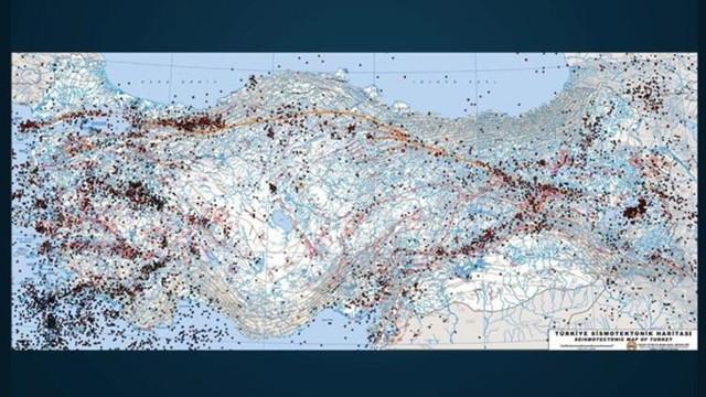 İşte Türkiye'de meydana gelen büyük depremler