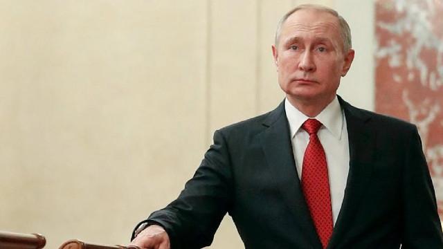 Putin'den Elazığ depremi mesajı