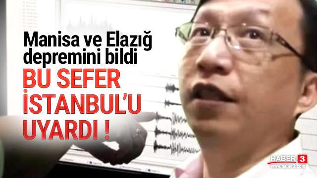 Elazığ depremini bilen deprem kahininden İstanbul uyarısı