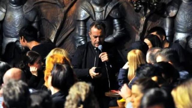 Haluk Levent depremi duyar duymaz konserini iptal etti !