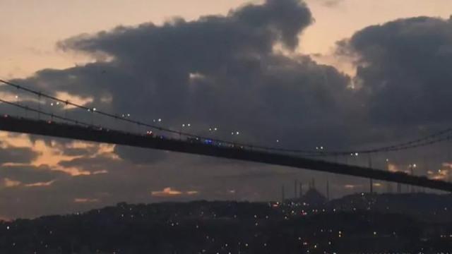 15 Temmuz Şehitler Köprüsü'nde dehşet !