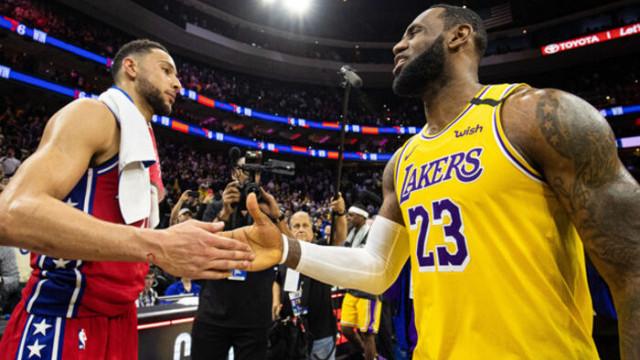 Lebron James, NBA'in en skorer üçüncü ismi oldu