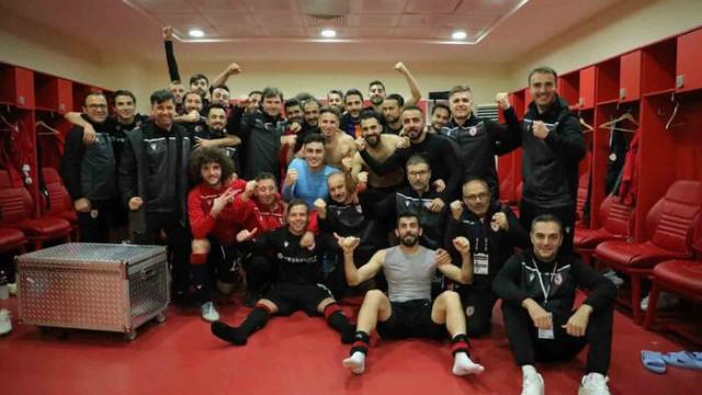 Yılport Samsunspor - Başkent Akademi FK: 2-0