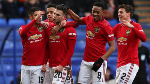 MAÇ SONUCU | Tranmere Rovers-Manchester United: 0-6 (FA Cup)