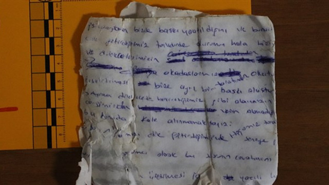 Kayıp Gülistan Doku'nun okul yönetimine yazdığı dilekçe ortaya çıktı