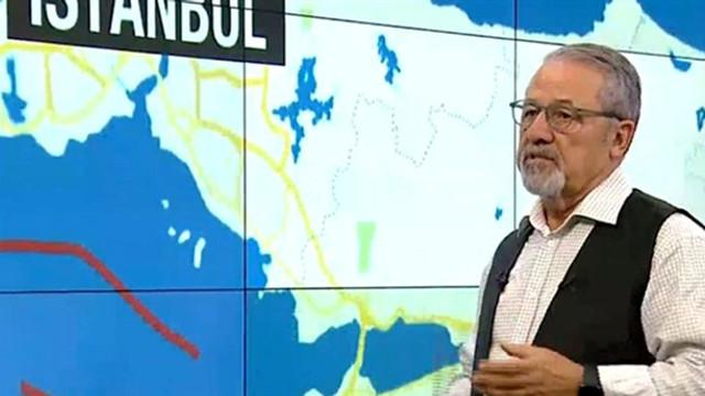 Naci Görür'den yeni depremler için uyarı!