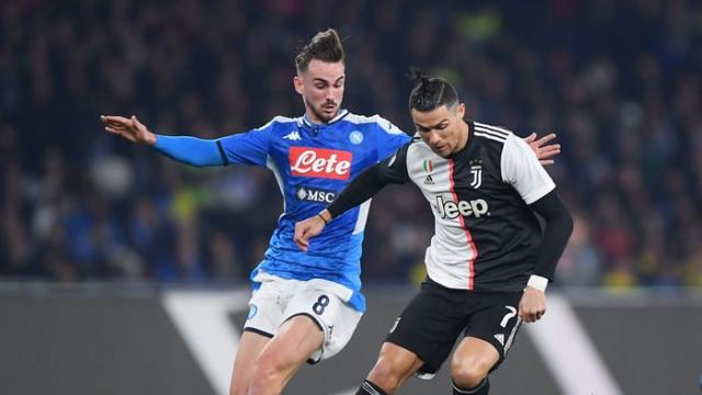 MAÇ SONUCU   Napoli-Juventus: 2-1 (Serie A)