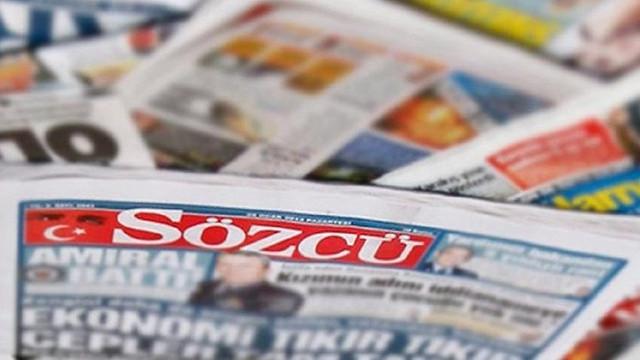 Sözcü gazetesinden hapis kararına itiraz
