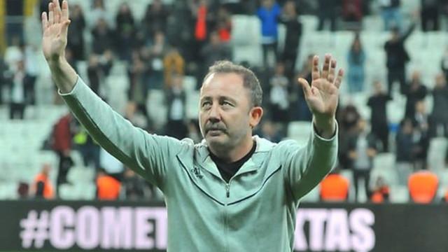 Beşiktaş Sergen Yalçın dönemi resmen başladı!