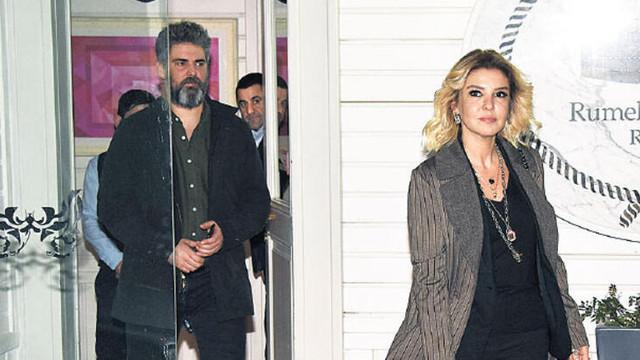 Gülben Ergen ile Emre Irmak'ın aşkı tam gaz devam ediyor