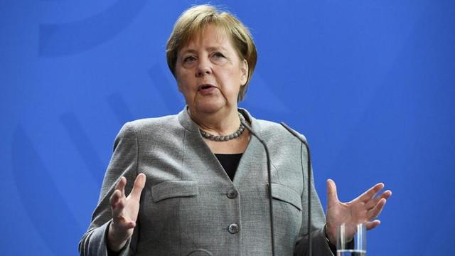 2 ülke Avrupa Birliği'ne giriyor ! Merkel'den yeni açıklama