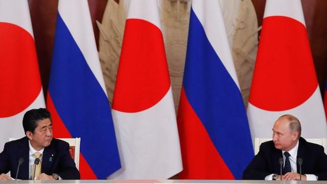 Rusya ile Japonya arasında ''gizli belge'' krizi !