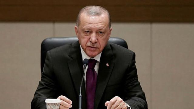 Cumhurbaşkanı Erdoğan ''Hafter'' açıklaması !
