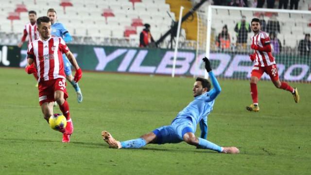 ÖZET   Sivasspor 1-1 Çaykur Rizespor maç sonucu