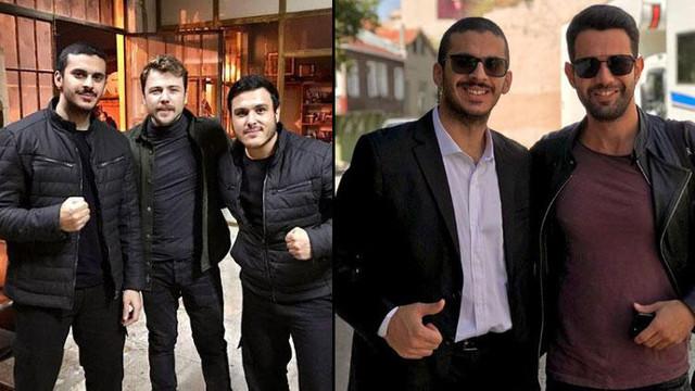 Suriyeli sanılan Mısırlı dublöre feci dayak !